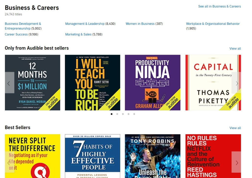 Audible Vs Chirp Books What S The Better Option Insider Growth